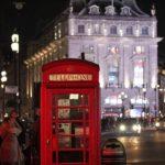 イギリス観光11月12月1月2月3月気温気候や服装アドバイス、イベントも